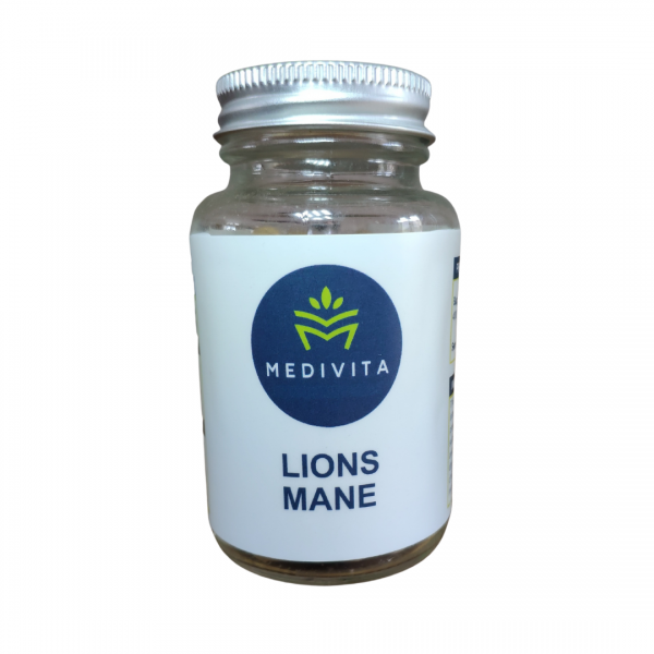 lions mane capsules
